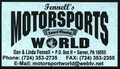 Motorsports World logo