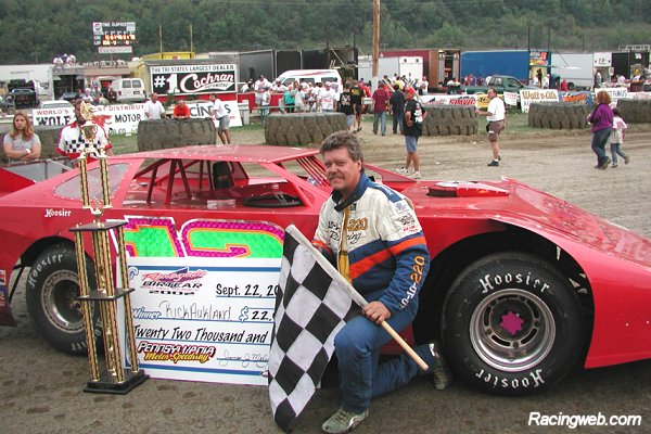 photo of Rick Aukland, winner of the 2002 Pittsburgher 100
