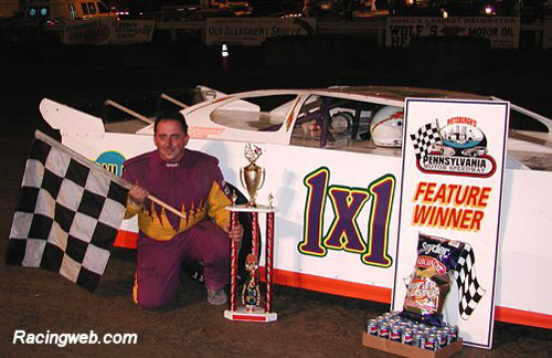 photo of driver Sonny Conley